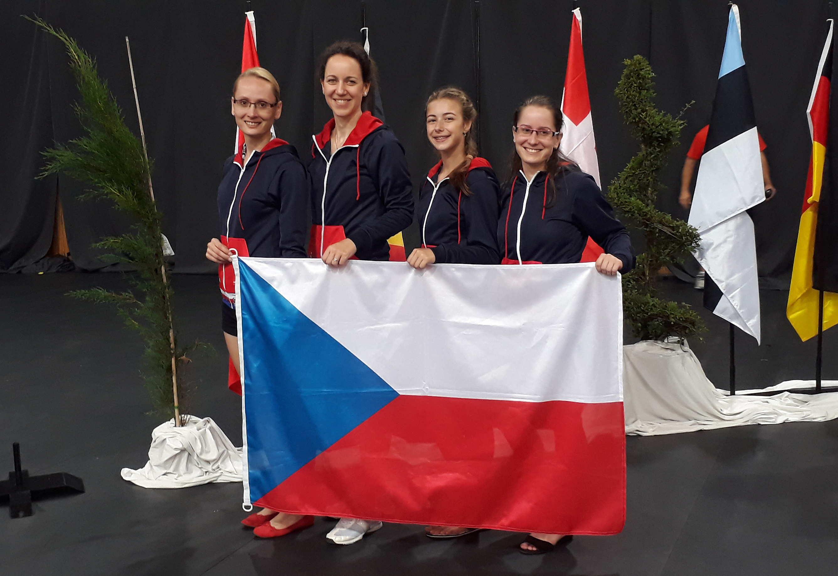 European rope skipping Championships 2017 Braga, Portugal